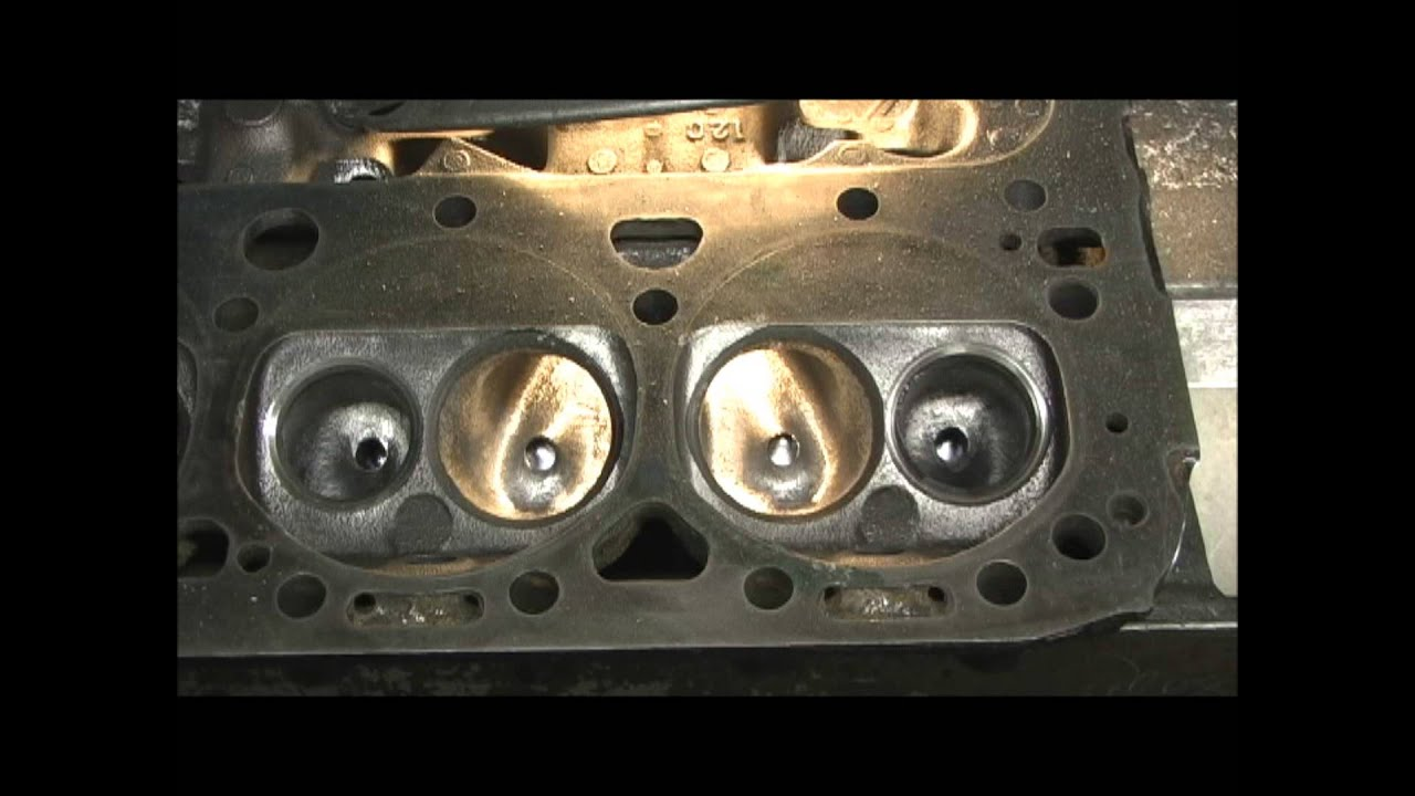All Chevy 882 chevy heads : SBC Casting 441 Stage III.5 Porting Cylinder Heads from Headbytes ...