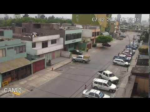 Cámara Domo PTZ 20X (HD-SDI)(Full HD 1080p) - DH-SD6582-HS (Dahua)