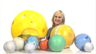 Education Supplies - Inflatable Solar System Educational Toys