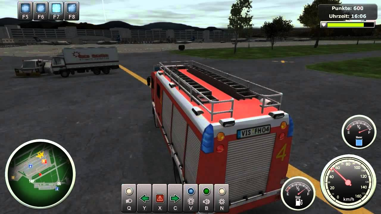 Feuerwehr Spiele Videos
