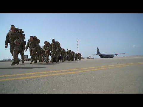 США перебрасывают военных