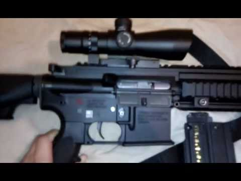 HK 416 D  22LR