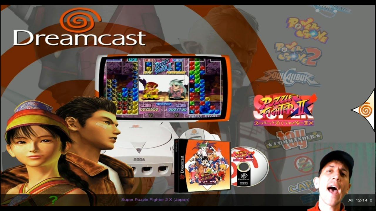 Adding Additional Dreamcast Games to Retropie 4 2