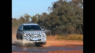 Ford Everest Concept 2014 Videos