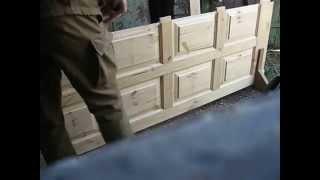 разборка филенчатой двери(, 2014-05-07T21:22:49.000Z)