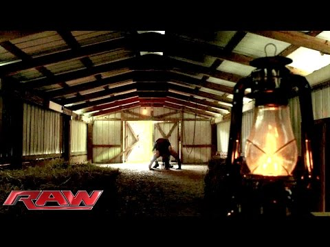 The Wyatt Family is unleashed: Raw, Oct. 20, 2014