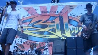 Daisy Cutter - 311 Cruise 2012
