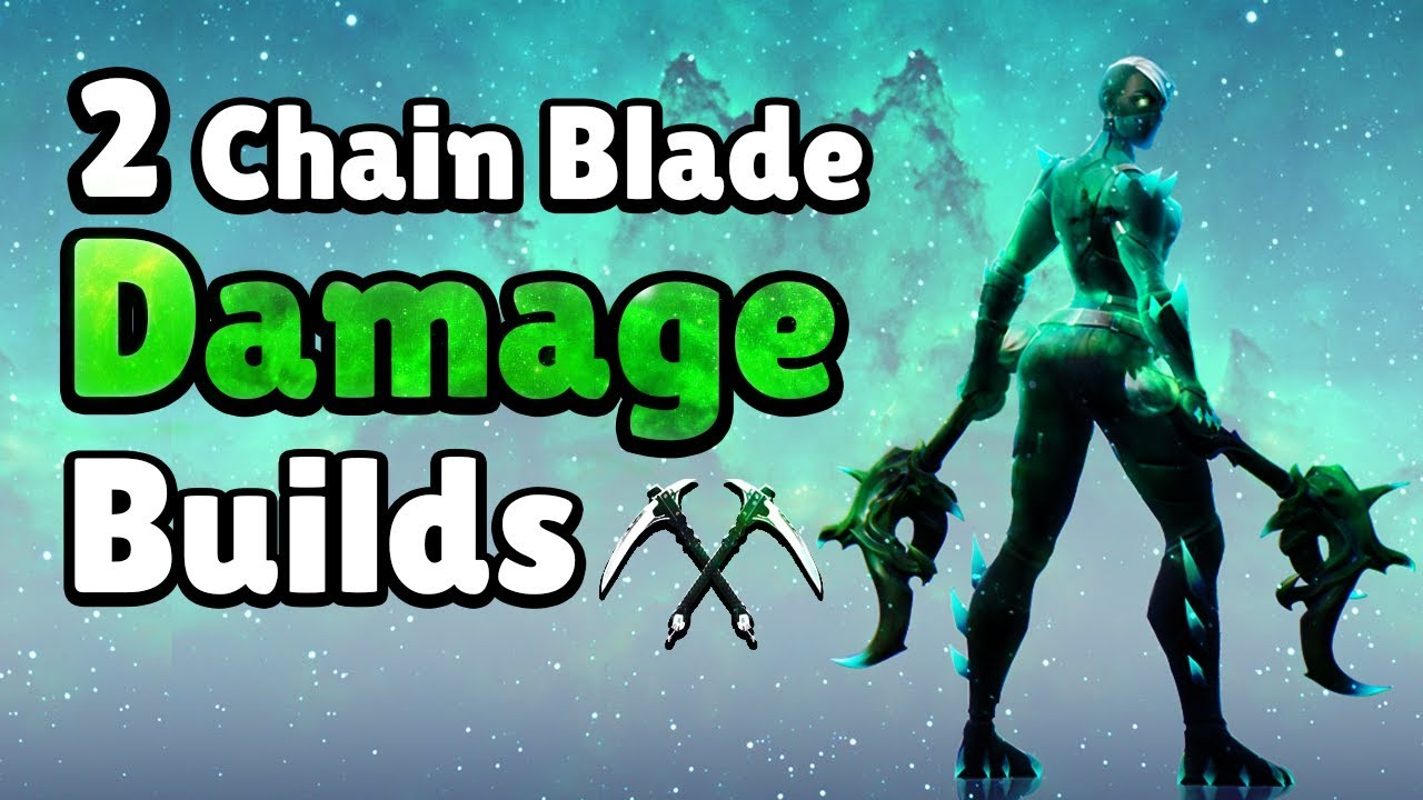 DPS Chain Blades | Chain Blade Damage Builds | Dauntless 0 6 7