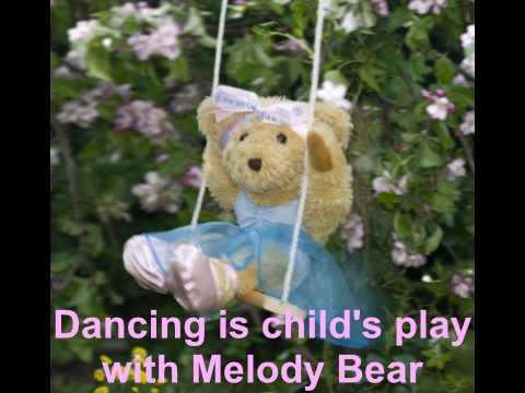 Melody Bear's 'Little Bear Feet' song