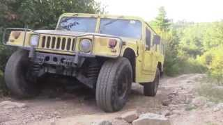 Off-Roading In My Hummer