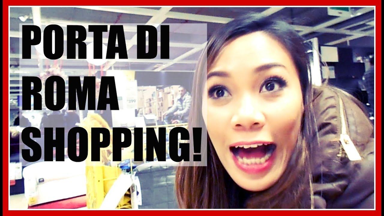 Porta di roma shopping vlogmas03 mich ika4you youtube - Ikea roma porta di roma roma ...