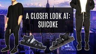 A closer look at Suicoke and the GGA-V | Men's Fashion | VerdugoVibes
