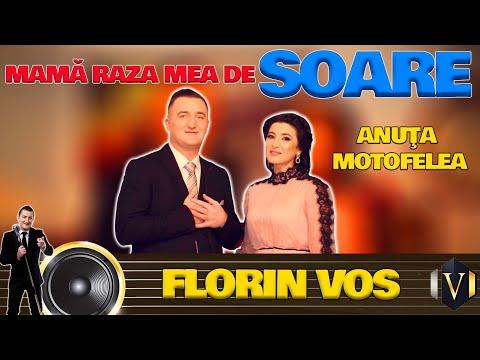 Anuța Motofelea & FloRIN Vos - Mamă, raza mea de soare [OFFICIAL VIDEO] 2018