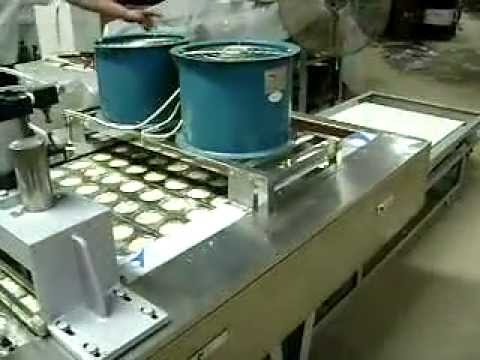 Puffed rice cereals round bar cake snacks forming making for Food bar manufacturers