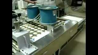 Puffed Rice Cereals Round Bar Cake Snacks Forming Making Machines & Equipment