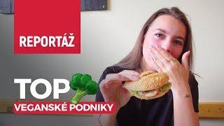 9 najlepších vegánskych podnikov v Prahe