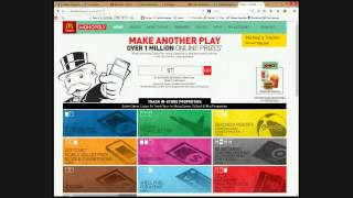 More McDonald's Monopoly