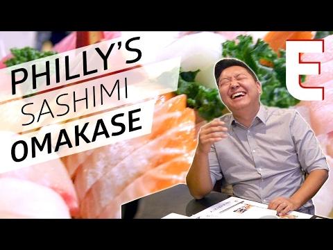 Philly's Hidden Korean Sashimi Omakase — K-Town