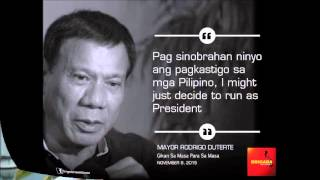SULAT PARA KAY DUTERTE (Cover)-ASIN--By:ECHOCAMPANER.
