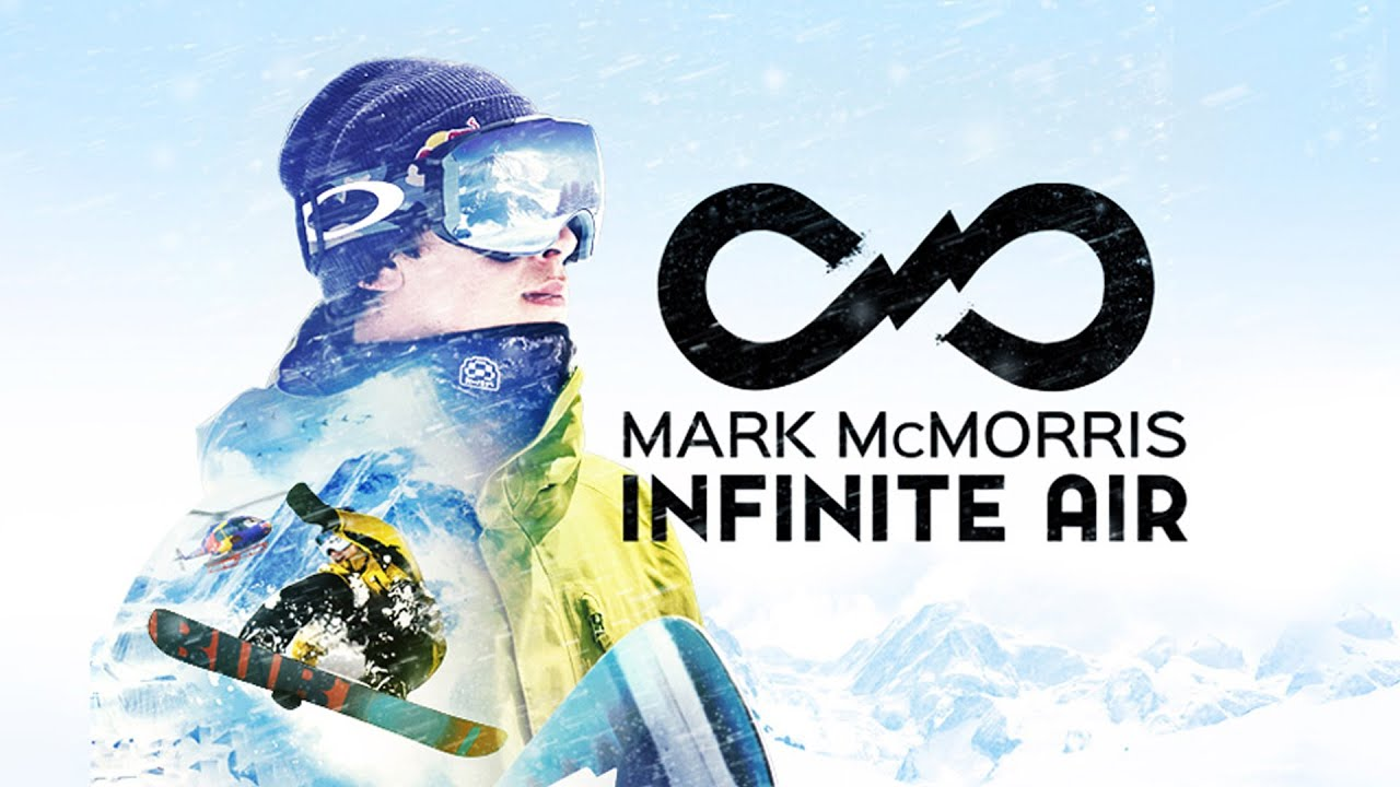 Image result for INFINITE AIR WITH MARK MCMORRIS