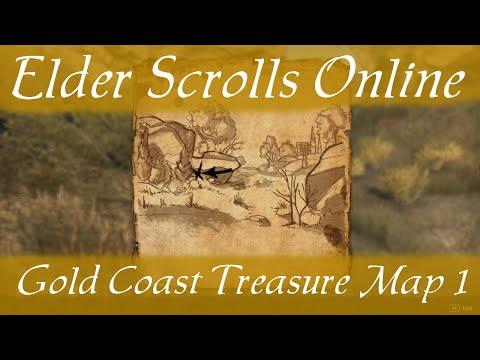 Eso Gold Coast Map 1