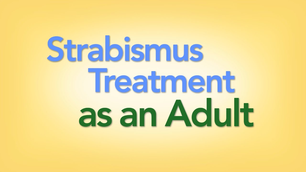 Treatment strabismus adults-2710