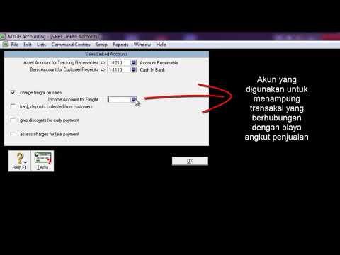 Video 3 Cara Membuat Daftar Akun Pada Myob