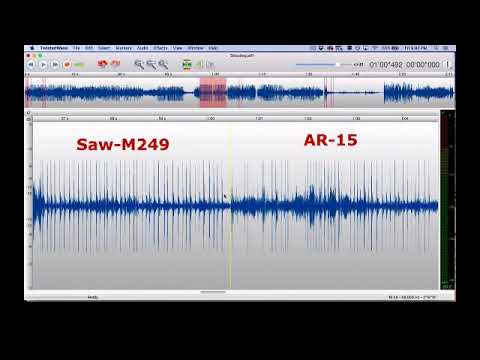 Compiled Audio file from 2 experts prove there were multiple shooters