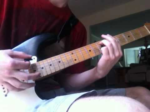 Cage The Elephant Rubber Ball Guitar Cover Youtube
