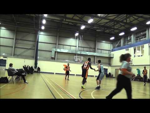 Preston College vs Tyne Met - Week 11 - 03/12/2014