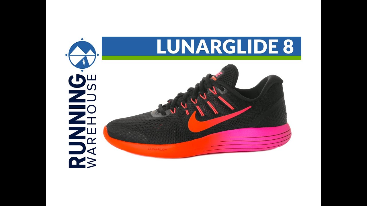 Nike LunarGlide 8 for Women - YouTube 929e8bc333