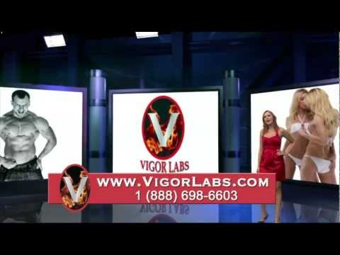 Vigor Labs TV Commercial