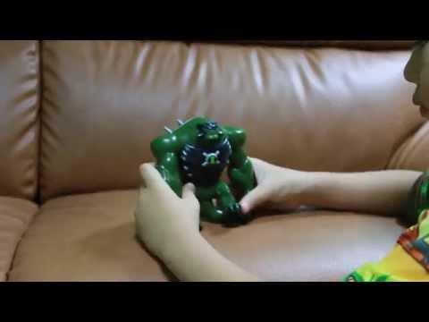 รีวิวของเล่น เบนเท็น - Review Ben 10 toy