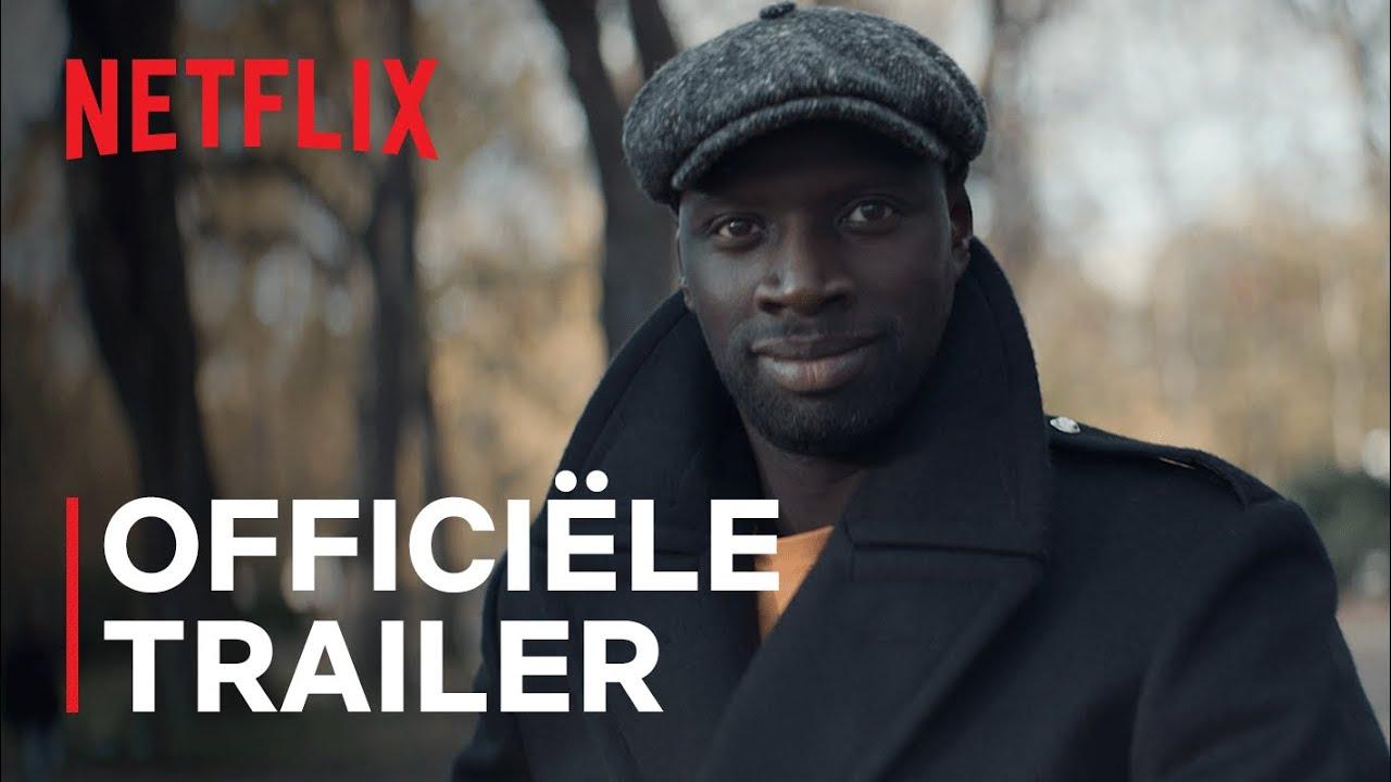 Lupin | Officiële trailer | Netflix