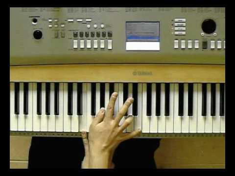 Horehronie (piano tutorial) by Orike