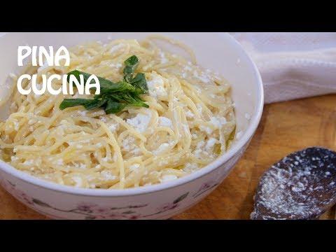 How to cook Pasta è Ricotta - Pina Cucina Ep. 3