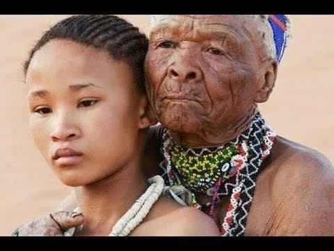 В 13 лет девочки племени Каяпо живут с СТАРЫМ наставником