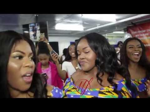 Ghana & Uganda   Francis Marries Lorraine   Dance in  
