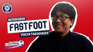 """Tsubasa ? Ce serait Messi"" - L'interview Fast Foot de Yoichi Takahashi (créateur Captain Tsubasa)"