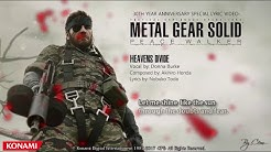 Metal Gear Solid : Peace Walker - ''Heavens Divide''