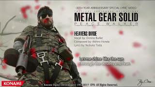 Metal Gear Solid : Peace Walker -