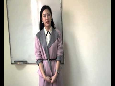 Video statement Xia LIU  candidate of MPP, University of Chicago