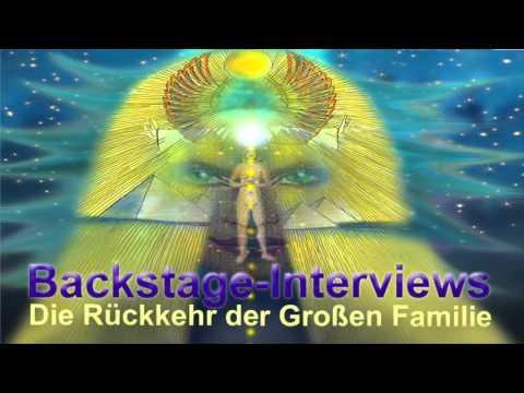 Backstage Interviews Große Familie