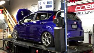 Fiesta ST Stage 3 Dyno