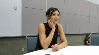 Wondercon 2016 iZombie's Aly Michalka on Peyton's confusing triangle (and more)
