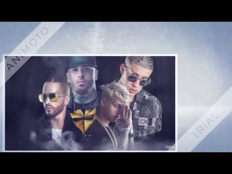 Bad Bunny - Desperte Sin Ti Ft Nicky Jam, Noriel, Yandel