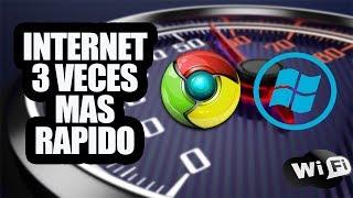Acelerar Internet al 100 %|Sin Programas| Windows 7, 8 , 10 | SETIEMBRE 2017