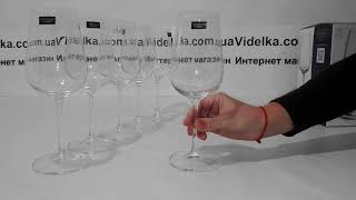 Набор бокалов для вина 360мл Bohemia Strix (Dora) - обзор