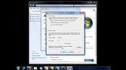 How to. Manually Create a System Restore Point - Windows 7