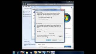 How to.. Manually Create a System Restore Point - Windows 7